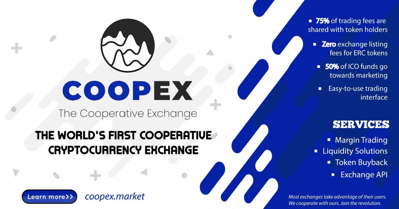 Cooperative Exchange COOPEX logo