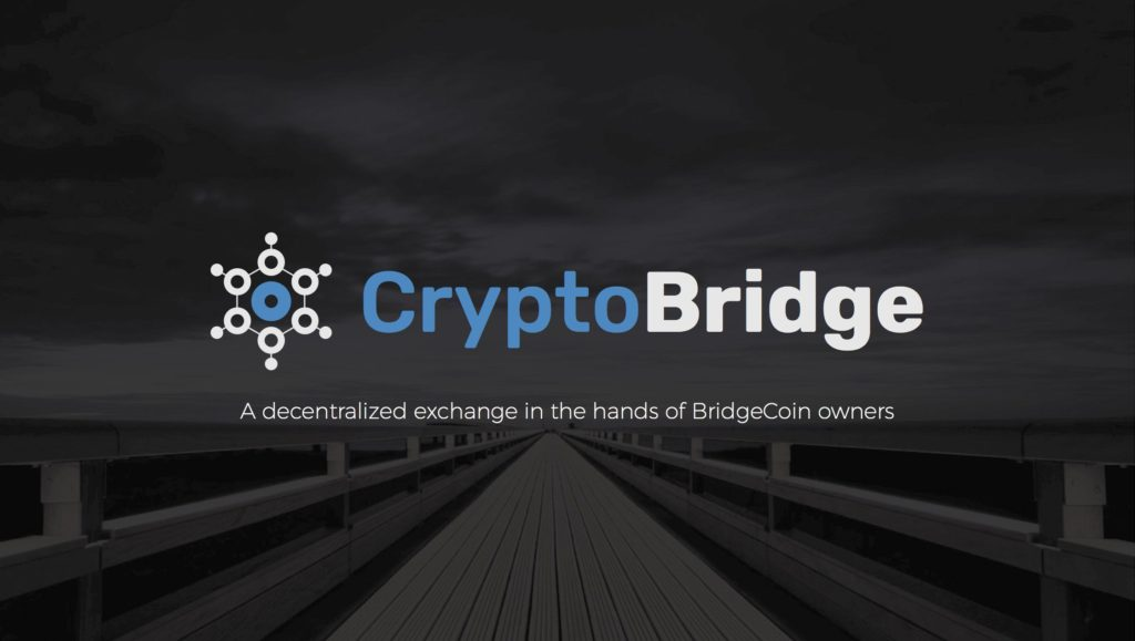 CryptoBridge logo Bridgecoin