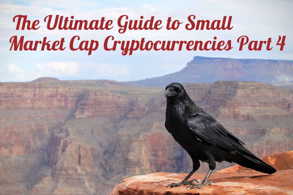 Ultimate Guide to Small Market Cap Cryptocurrencies Part 4