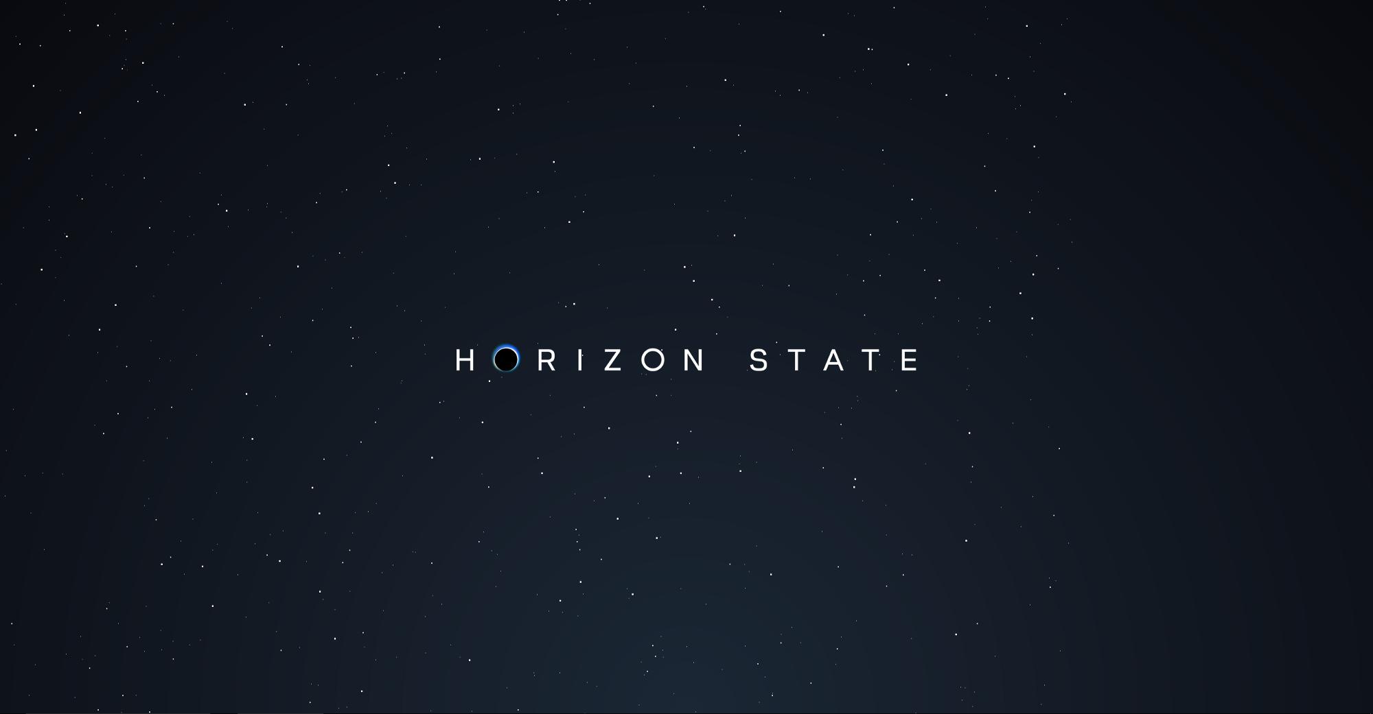 Horizon State logo