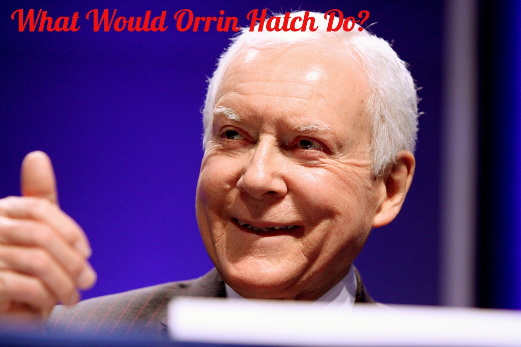 Orrin Hatch photo