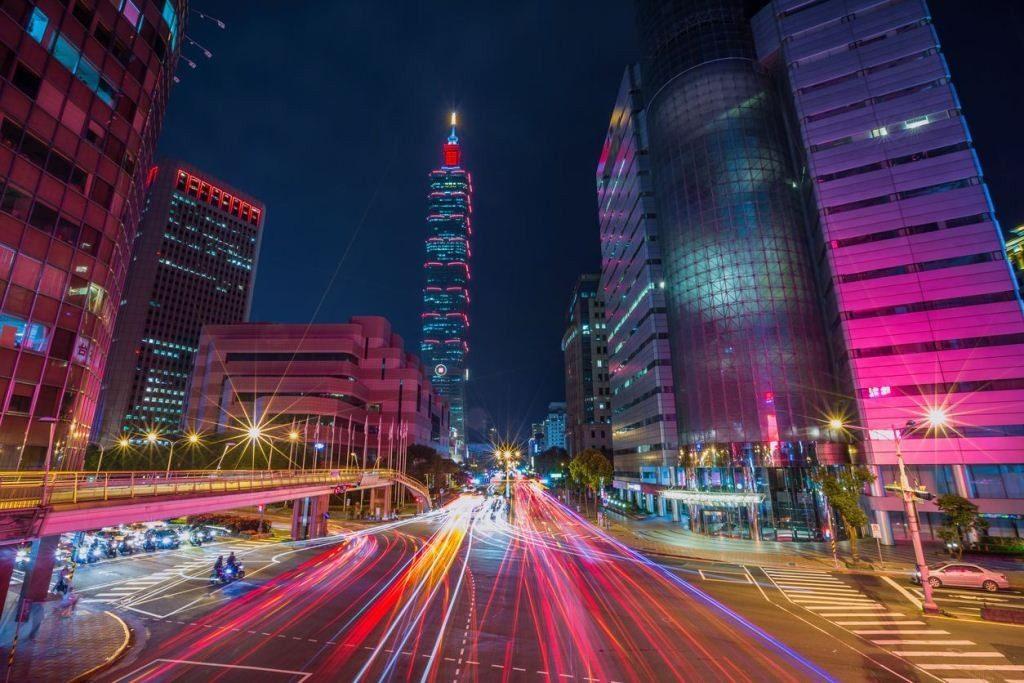 Taipei 101 BeefChain Taiwan