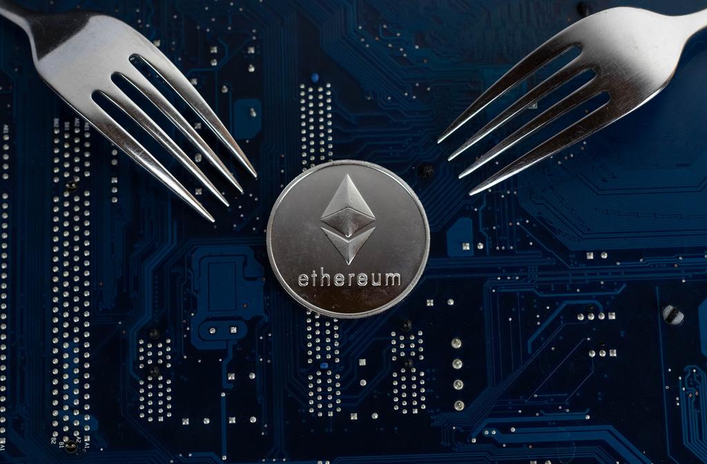 Ethereum forks