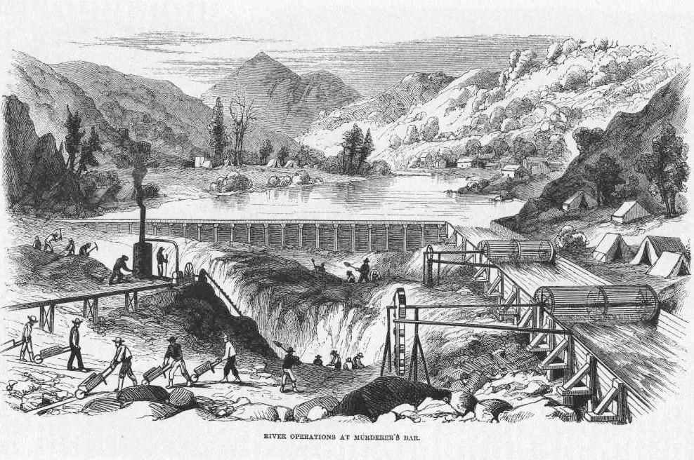 California mining