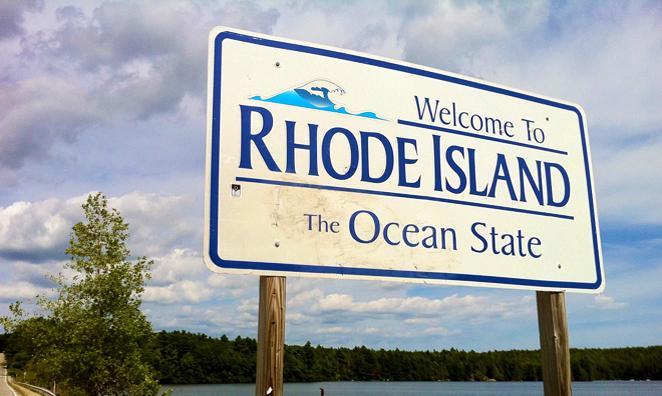 Rhode Island Ocean State