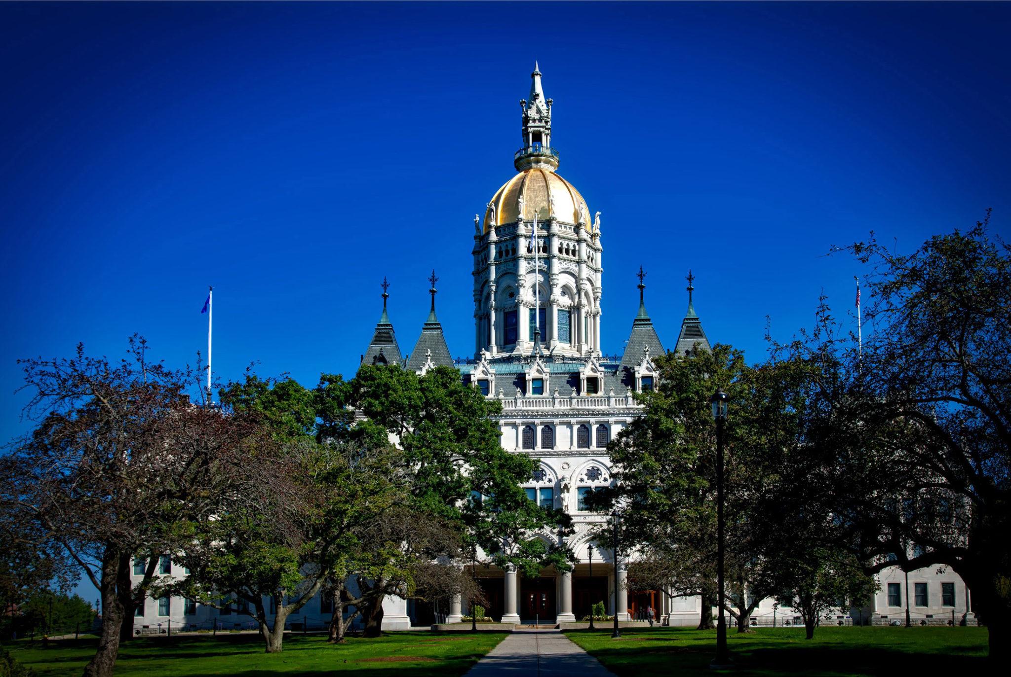 Hartford state capital