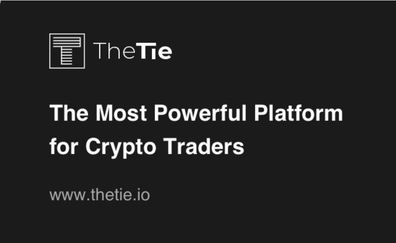 TheTie.io logo