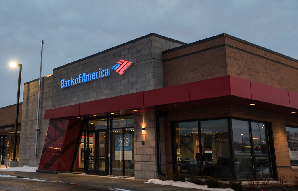 Bank of America blockchain